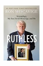 Ruthless: Scientology My Son David Miscavige and Me Free Shipping