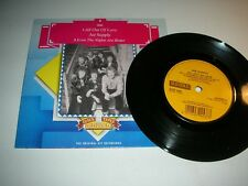 AIR SUPPLY - ALL OUT OF LOVE / EVEN THE NIGHTS ARE BETTER...IN PICTURE SLEEVE
