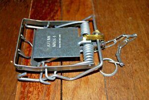 Genuine Fenn Mk4 Rat Squirrel Trap +Free Indicator