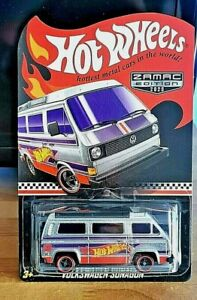 Hot Wheels Volkswagen Sunagon 2020 Collector Edition Zamac, VW T3 Transporter