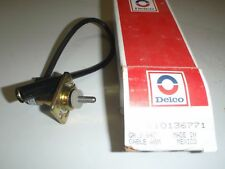NOS GM DELCO Radio Antenna Cable & Mount 1991-1996 Cutlass & Grand Prix 10136771