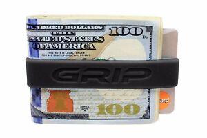 SET OF THREE (3) - GRIP Money Band - BLACK