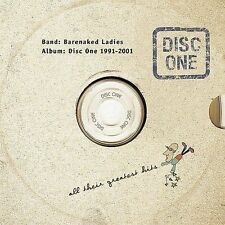 Disc One: All Their Greatest Hits (1991-2001) by Barenaked Ladies (CD, Nov-2001, Warner Bros.)