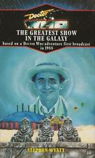 Rare blue spine ed Doctor Who - The Greatest Show in the Galaxy. NEW MINT Target