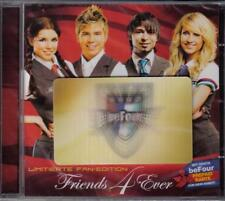 BEFOUR / FRIENDS 4 EVER - LIMITED FAN EDITION - CD 2009 * NEW & SEALED *