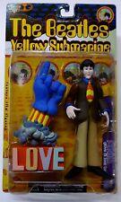 McFarlane Toys Beatles Yellow Submarine Paul Action Figure Love Glove .