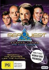SeaQuest DSV : Season 3 (DVD) NEW & SEALED