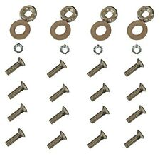Seat Recliner Hardware Set, Porsche, 644.521.015.00, 356/911/912/930/914/928