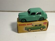 Dinky Toys 154 Hillman Minx Saloon Within An Original Box