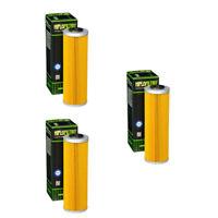 Hiflofiltro HF650 Oil Filter 3 Pack KTM 450 505 950 990 1050 1090 1190 1290