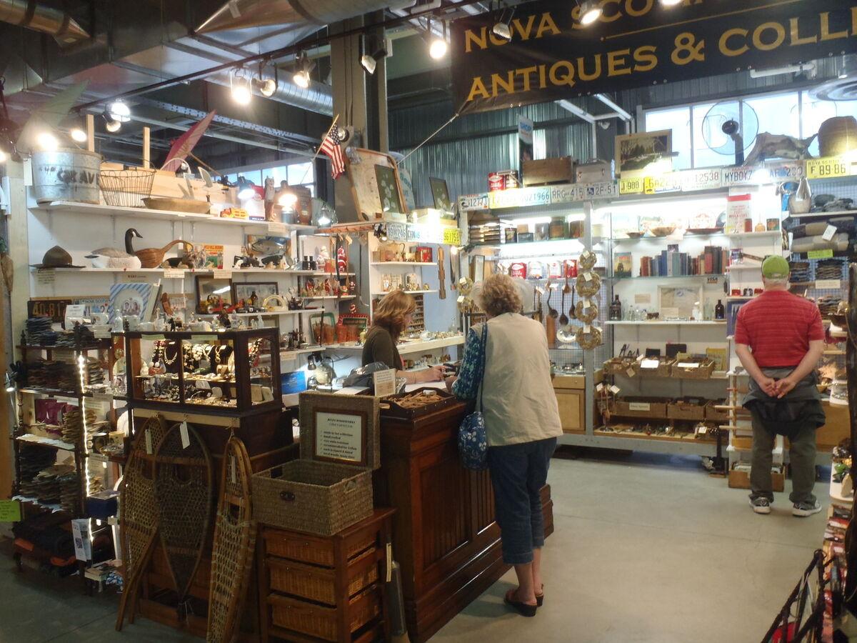 Nova Scotia Heritage Collectibles
