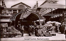 Covent Garden Market, London by Davidson Bros.
