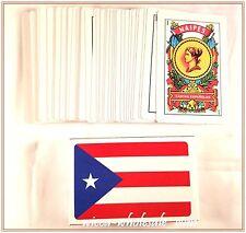 Puerto Rico Flag Spanish Playing Cards Baraja Briscas Espanola Cards New Sealed