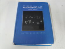 6002 Introduction to Electrodynamics by David J. Griffiths