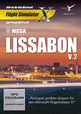 Mega Airport Lisbona V2.0 FSK/P3D