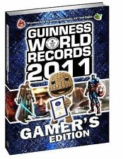 2011 Guinness World Records by Guinness World Records Editors and Brady Games