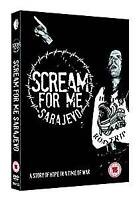 Scream For Me Sarajevo - Bruce Dickinson (NEW DVD)