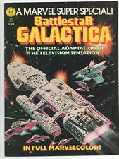 Marvel Comics Super Special 8 1978 Battlestar Galactica