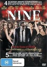 NINE : NEW DVD : Daniel Day-Lewis