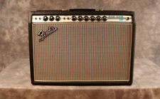 1969 FENDER DELUXE REVERB - ANDY BAXTER BASS & GUITARS