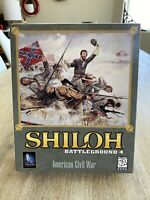 Shiloh Battleground 4: Shiloh PC CD-ROM Talonsoft 1996