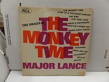 The Monkey Time Major Lance Okeh OKM-12105 080316DBE