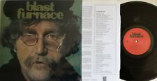 LP BLAST FURNACE BLAST FURNACE (RE) Long Hair Music lhc042 - STILL SEALED