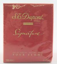 (GRUNDPREIS 119,90€/100ML) S.T. DUPONT PARIS SIGNATURE POUR FEMME 100ML EDP