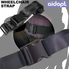Silla de ruedas Aidapt Ajustable Cinturón De Seguridad De Pierna Lap Correa Accesorios discapacidad SIDA