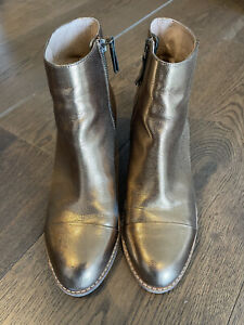 Midas Gold Ankle Boots 41
