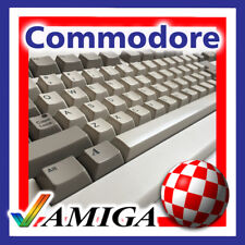 COMMODORE AMIGA 500 (Amiga 500 Plus) SAMSUNG KEYBOARD REPLACEMENT KEYS CAP
