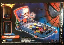 Vintage 2006 Marvel Spider-Man 3 Mga Electronic Pinball Table Top Game 17x11