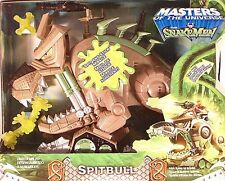 Masters Of The Universe MOTU 200X Snakemen Spitbull Vehicle (MISB) He-Man