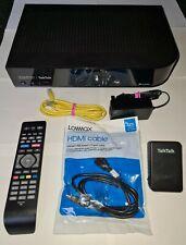 TalkTalk YouView+ Box Huawei DN372T 320GB PVR + Huawei PT200AV Powerline Adaptor