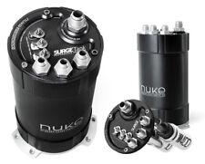 Nuke Performance Billet Surge Tank Twin DW400 Internal Pumps Turbo E85