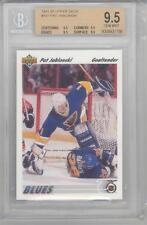 1991 Upper Deck Pat Jablonski (Rookie Card) (#107) (All 9.5 sub grades) BGS9.5
