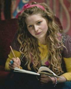 """JESSIE CAVE  AUTOGRAPH SIGNED 10""""X8"""" PHOTO (SIGNED IN THE DARK SPOT) COA  55"""