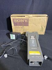 Genuine Sony Dsg 10 Display Signal Generator
