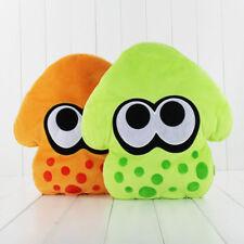2019 Cheap Anime Splatoon Squid Soft Dolls Plush Stuffed Animal Cushion Toys 2PC