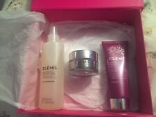 New & Boxed Elemis Gift Set Exotic Blooms, Ginseng Toner, Pro Collagen Marine