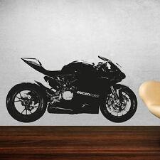 Ducati 1199 Panigale Moto GP Racing Motorbike Vinyl Sticker Wall Art mb4