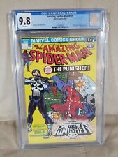 Amazing Spiderman 129 CGC 9.8 1st Appearance Of Punisher LIONS GATE Edition