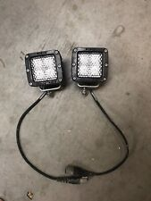 """Rigid Industries D-Series 3"""" Dually LED Diffused Lights 20251 With Security Kit"""