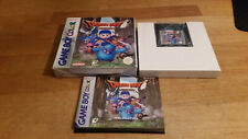 Dragon Quest Monsters Gameboy Color OVP CIB Boxed