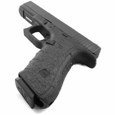Talon Grips for Gen 2-3 Glock 17 22 24 31 34 35 37 BLK Rubber Grip Wrap 103R