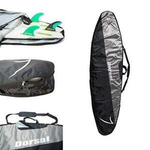 DORSAL Travel Longboard Surfboard Board Bag Cover