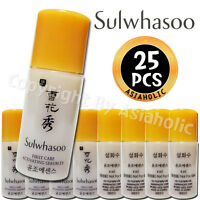 Sulwhasoo First Care Activating Serum EX 4ml x 25pcs (100ml) Sample AMORE Newist