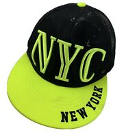 NYC New York Ball Cap Hat Adjustable Baseball Adult