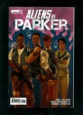 ALIENS vs PARKER US BOOM COMIC VOL.1 # 1of4/'13
