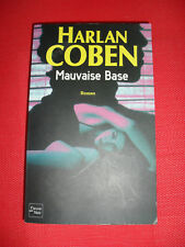 HARLAN COBEN  mauvaise base  -     Thriller  - BE -  grand format